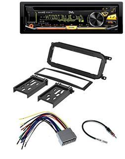 Chrysler Jeep Dodge Car Audio Radio Installation Dash Kit +