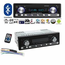 Classic Bluetooth Vintage In-dash Car Radio MP3 Player Stere