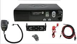 Motorola Original CM200 AAM50RPC9AA1AN Mobile UHF Transceive