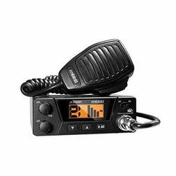 Compact CB Radio PRO505XL Bearcat 40 Channel 4 Watt Car Boat