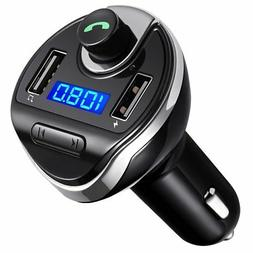 Criacr  Bluetooth FM Transmitter for Car, Wireless FM Radio