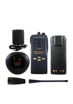 Motorola CT450LS UHF 4 Watt 10 Channels 450-512MHz Police Fi