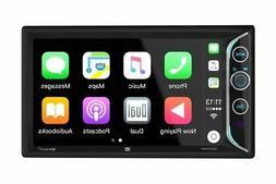 "Dual DAC1025BT 6.2"" LED Backlit LCD Digital Multimedia Touch"