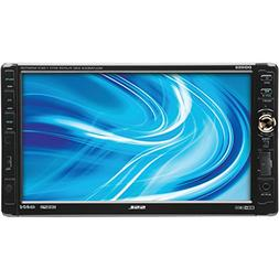 SOUND STORM DD888 Double-DIN 7 inch Motorized Touchscreen DV