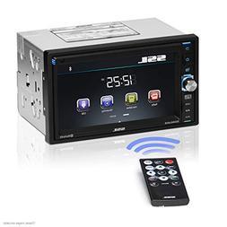 Sound Storm Laboratories DDML65B Car MP3 Player – Double D