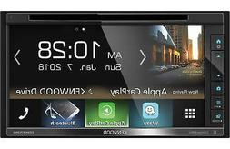 "Kenwood DDX6705S 2 DIN DVD/CD Player 6.8"" LCD Android iPhone"