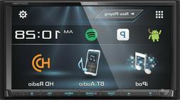 """Kenwood  DDX774BH  2-DIN 7"""" Car Receiver Player W/ Bluetooth"""