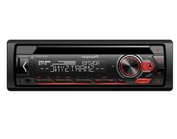 PIONEER DEH-S31BT CD MP3 USB BLUETOOTH ANDROID MUSIC SUPPORT