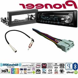 Pioneer DEH-S6000BS Single Din Car CD Stereo Radio Install D