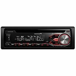Pioneer DEH-X2800UI Car CD/MP3 Player - 56 W RMS - iPod/iPho