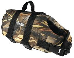 Seachoice Dog Life Vest Camo S 15 to 20 lbs. DV-S-86470