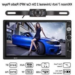 """7"""" 2 DIN Car MP5 Player Bluetooth Touch Screen Stereo Radio"""