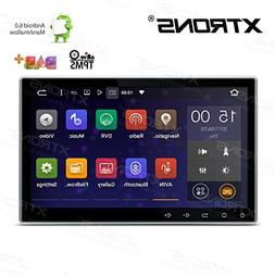 """XTRONS Double 2 Din 10.1"""" Android 6.0 HD Digital Capacitive"""