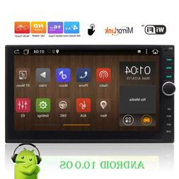 """Double 2 Din Android Car Stereo 6.2"""" Bluetooth Wifi Radio CD"""