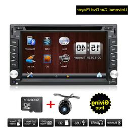 Double 2 Din Universal Car Radio Car DVD Player GPS Navigati
