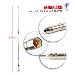 UHV-4 133cm Long High Gain QUAD-BAND Antenna PL259 for Car Radio Yaesu FT-8900R