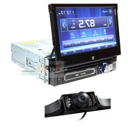 Dual XDVD156BT Single DIN Bluetooth in-Dash DVD/CD/AM/FM Car