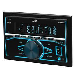 BOSS Audio Elite 480BRGB Double Din, Bluetooth, MP3 USB AM/F