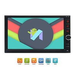 """Newest 8-Core Android 7.1 Car Stereo with 7"""" Touchscreen In"""