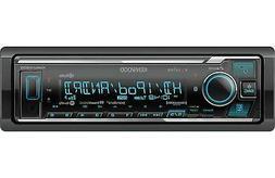 Kenwood Excelon Car Stereo Digital Media Receiver w/ AUX Blu