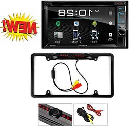"""Kenwood eXcelon DDX395 6.2"""" In-Dash Double Din CD/DVD/MP3 Re"""