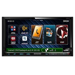 Kenwood eXcelon DNX892 6.95 Inch Touchscreen Navigation Rece