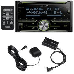 Pioneer FH-X730BS Car Stereo/CD Bluetooth+ SXV300V1 Tuner sa