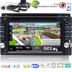 <font><b>Car</b></font> DVD Player 6.2'' Touch Screen <font>