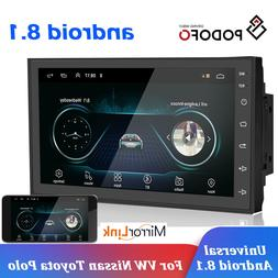 Podofo <font><b>Car</b></font> Multimedia Player Andriod GPS