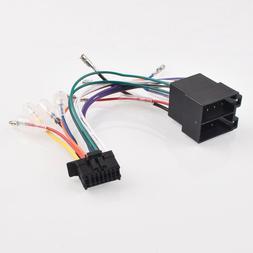 <font><b>Car</b></font> Radio Harness Wire 16Pin Plug Cable