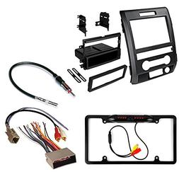 Ford F-150 2009 2010 2011 2012 AFTERMARKET CAR Stereo Instal