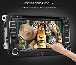 Free Reversing Camera + Eincar Double Din 7 Inch Car Stereo