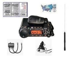 Yaesu FT-857D HF/VHF/UHF 100W Mobile Transceiver -- Mobile I