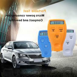 GM200 Digital Car Paint Coating Thickness Probe Tester Gauge