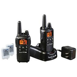 Midland Handheld GMRS Radio - Pair, 30-Mile Range, Model# LX