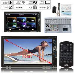 HD Bluetooth Car Radio Audio Stereo MP3 Player FM/USB Steeri