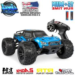 Hosim 1:16 Scale 2.4Ghz 4WD RC Monster Truck Radio Remote Co
