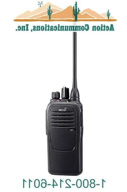 ICOM IC-F1000-01,VHF 136-174 MHZ, 5 WATT, 16 CHANNEL NON-DIS