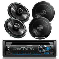 In Dash Bluetooth Pandora CD USB AUX iPod Car Radio,Pioneer