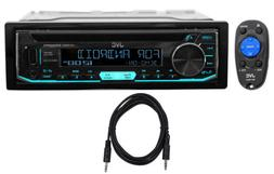 JVC KD-R690S 1-Din Car CD Receiver Stereo iPod Iheart Radio