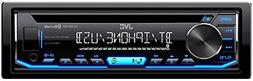 JVC KD-RD79BT Single DIN Bluetooth Car Stereo, iPod & Androi
