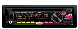 JVC KD-RD98BTS Single DIN Bluetooth in-Dash CD/AM/FM Car Ste