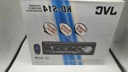 JVC - KD-S14 - In Dash Car CD Receiver Stereo Radio /AM/FM R