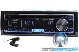 JVC KD-T700BT CD MP3 AUX USB BLUETOOTH 13 BAND EQUALIZER 200