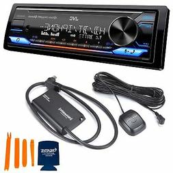 JVC KD-X470BHS Digital Media Receiver BT, HD Radio, SiriusXM