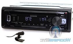 Kenwood KDC-BT21 in-Dash 1-DIN CD/MP3 Car Stereo Receiver wi