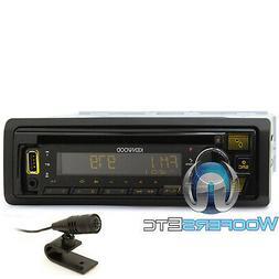 KENWOOD KDC-BT34 CAR STEREO CD MP3 USB AUX EQ BLUETOOTH ALEX