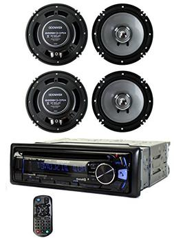 Kenwood KDC-BT362U Bluetooth Smartphone Player Car Stereo +
