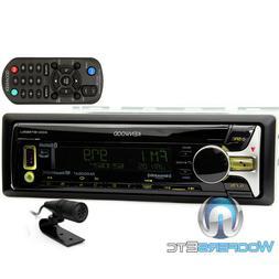 KENWOOD KDC-BT565U CD MP3 USB AUX BLUETOOTH PANDORA iHEART R
