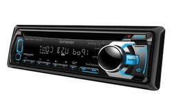 Kenwood KDC-X397 eXcelon Single DIN In-Dash Car Stereo Recei
